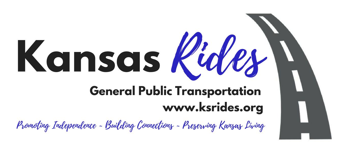 Kansas Rides | Public Transportation in North Central Kansas Logo
